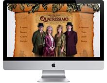 Quatrissimo quatuor vocal