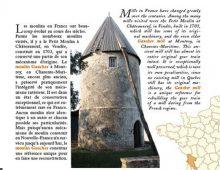 Patrimoine Pointe-Claire – Document sur l'histoire du moulin