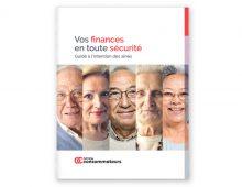 Option Consommateurs</br>Guide Finances Aînés